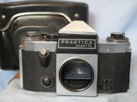 ' 42MM ' Praktica Super TL M42 SLR Camera Cased £3.99